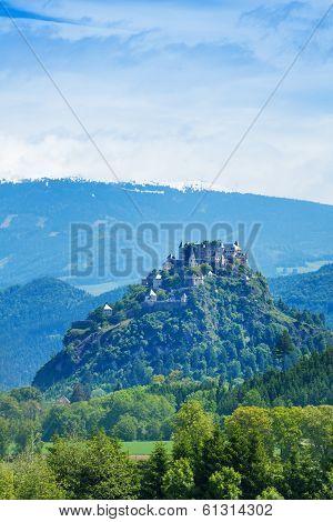 Hochosterwitz Hill Castle