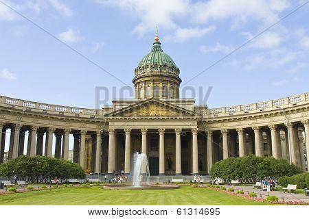 St. Petersbrug, Kazansky Cathedral