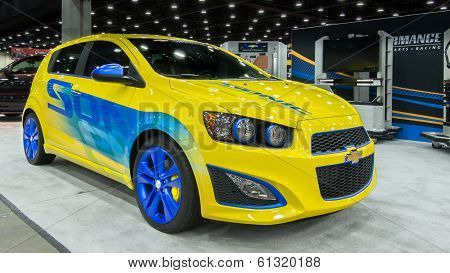 2014 Chevrolet (Chevy) Sonic Turbo