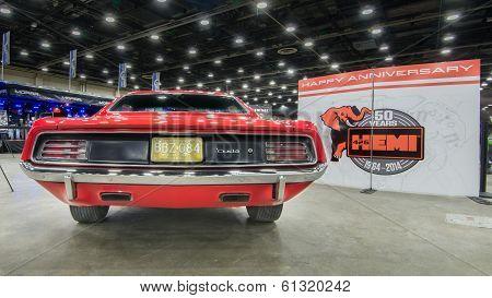 1970 Plymouth Hemi 'Cuda (Barracuda)