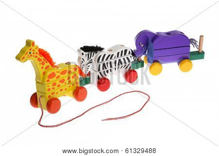 Childrens Wooden Toy
