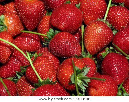 Beautiful strawberry