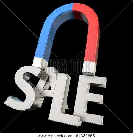 Magnetizing Sale