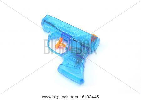 Blue Squirt Gun