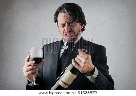 dreadful wine