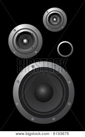 Vector Speaker System
