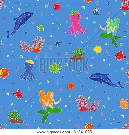Funny Underwater Marine Life