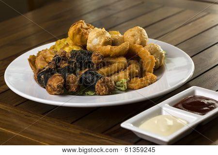 Fried Finger Food