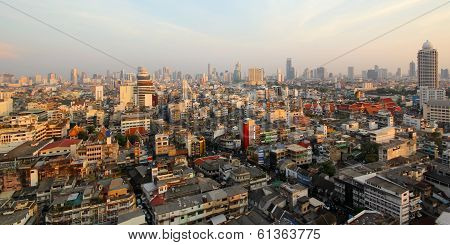 Bangkok Cityscape