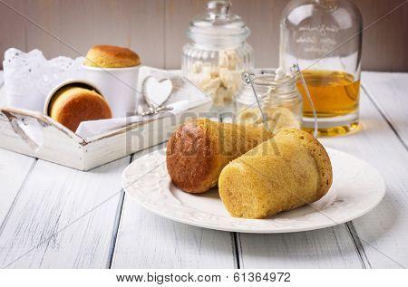 dessert baba au rhum