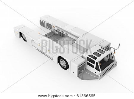 Airport Tow Truck