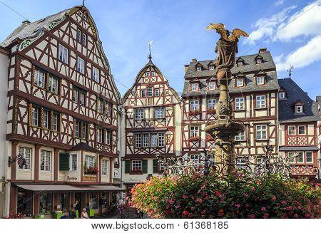 Bernkastel-kues, Germany.