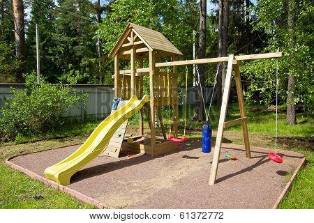 Kinder Playground