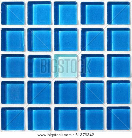 Mosaic Tiles Wall