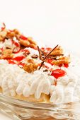 picture of banana split  - banana split dessert - JPG
