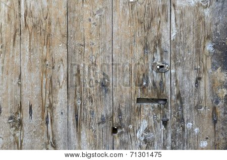Close Up Old Wood Boards Background