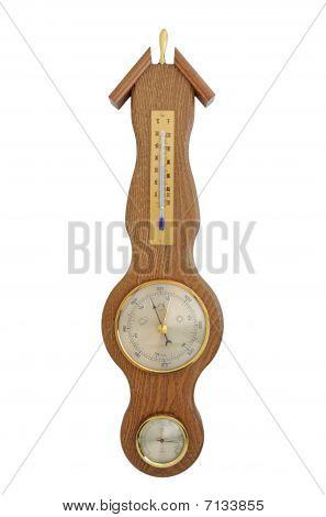 Wallmounted Barometer