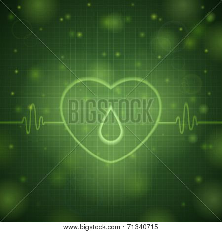 Green Pulse Of Love
