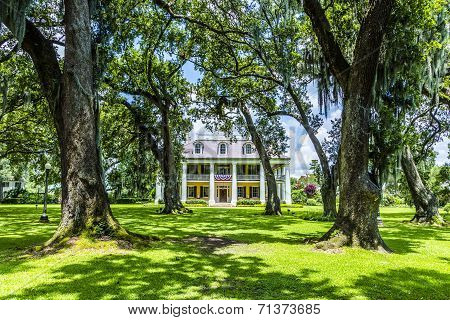 Famous Houmas House Plantation
