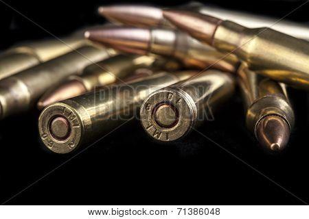 Bullets Back