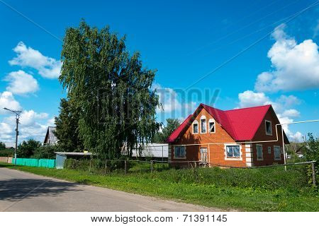 A Modern Country House In Russia
