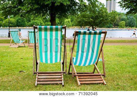 Hyde Park. London, England