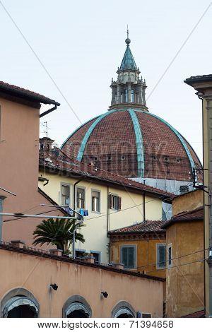 Pistoia (tuscany, Italy)