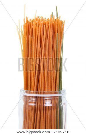 Colouful Spaghetti