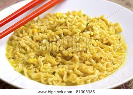 Noodles Dish