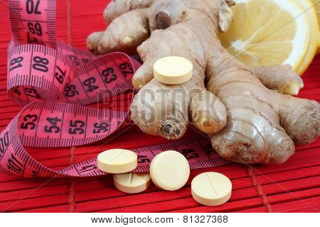 ginger with lemon for weight loss.