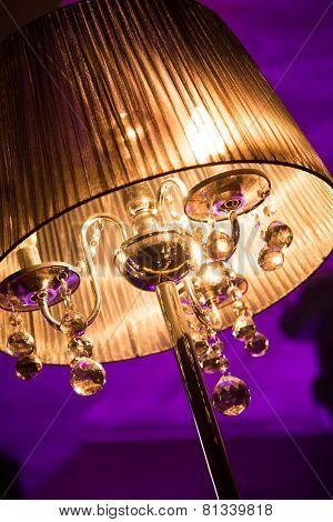 Lamp In Interior