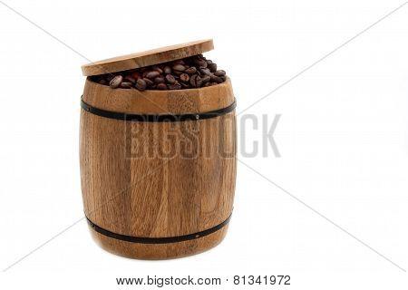 keg of coffee