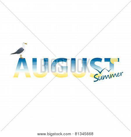 Banner year in August