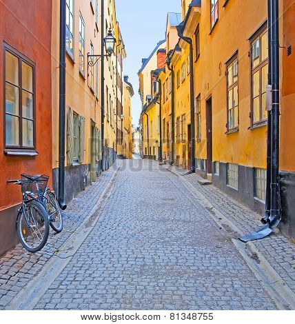Sweden. Stockholm. Gamla Stan