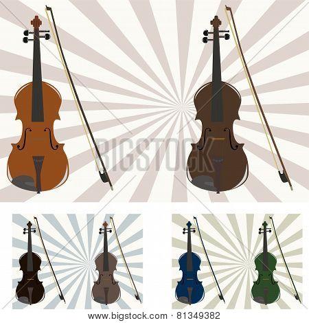 Six Violins