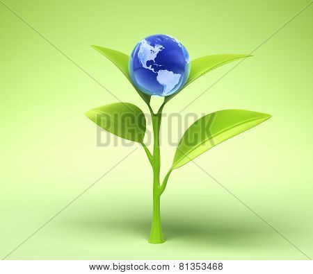 Nature And Ecology Symbol
