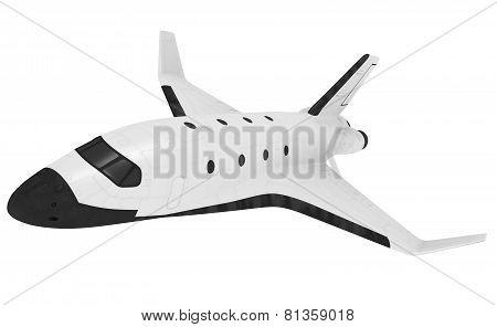 Touristic Space Shuttle