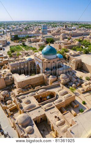 Khiva From Air