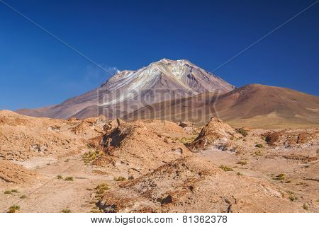 Bolivian Volcano