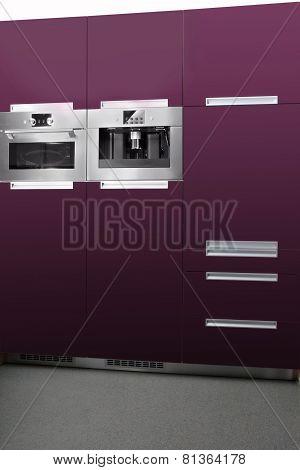 Violet Kitchen