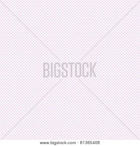 Pink Small Polka Dot Pattern Repeat Background