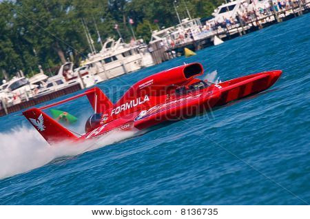 U-5 Hydroplane Races On The River