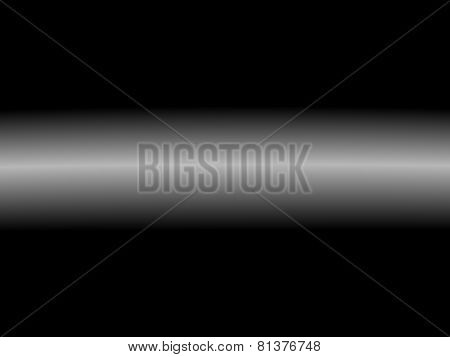Abstract Black Cylinder Background