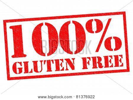 100% Gluten Free