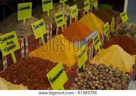 Spice Street Market