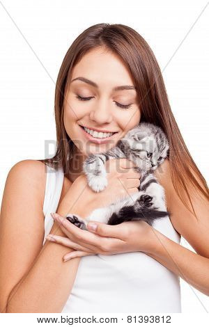 You Are My Little Furry Friend!