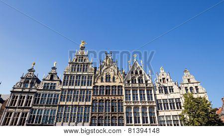 Antwerp Facades
