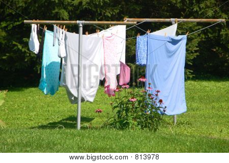 Neighbor's Laundry