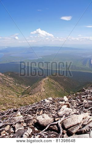 View From The Top, Siberia, Russia
