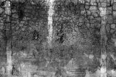 picture of horror  - Old concrete wall - JPG